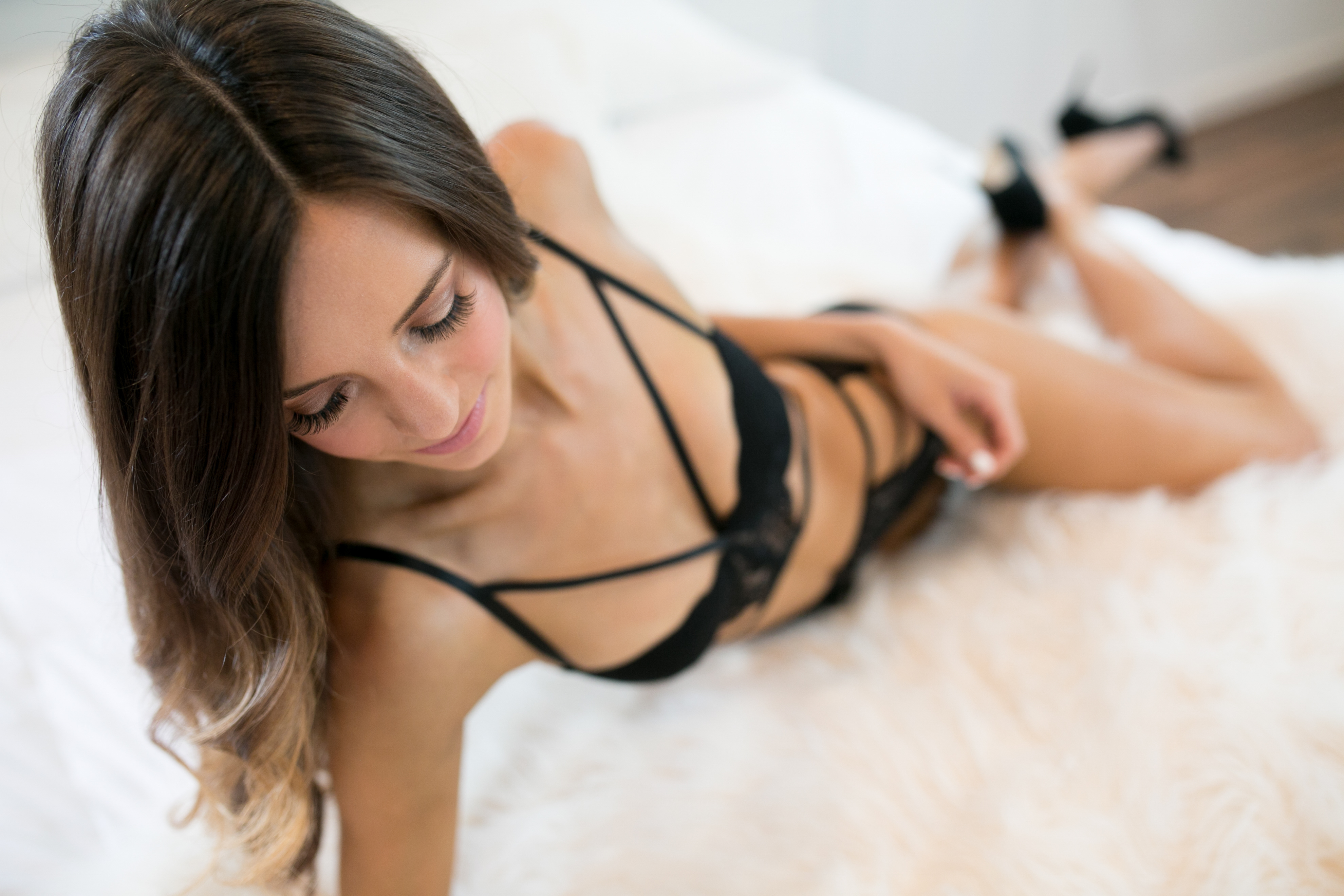What to Expect During a Boudoir Shoot