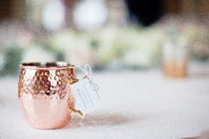 Moscow Mule mug wedding