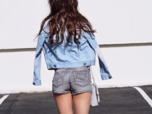 Silver Jeans shorts