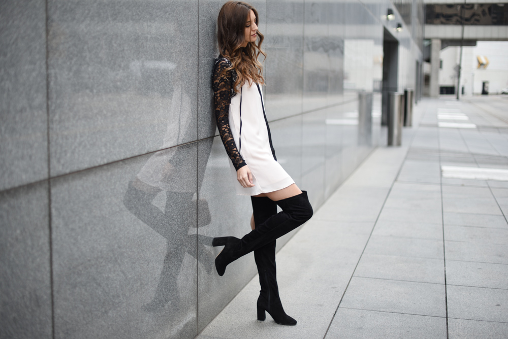 Over the Knee Boots for Slim Legs