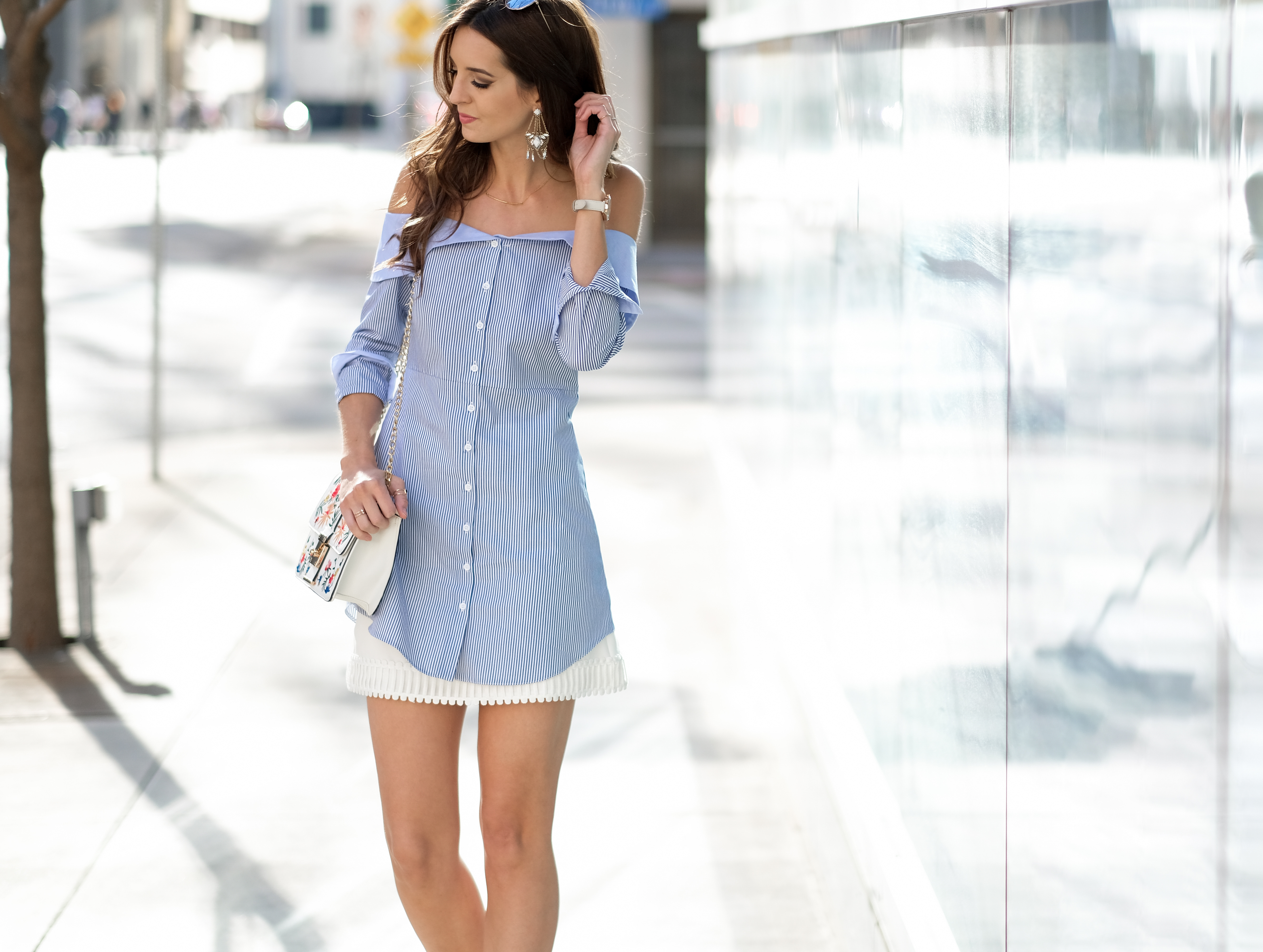 Shirtdress Styled 3 Ways