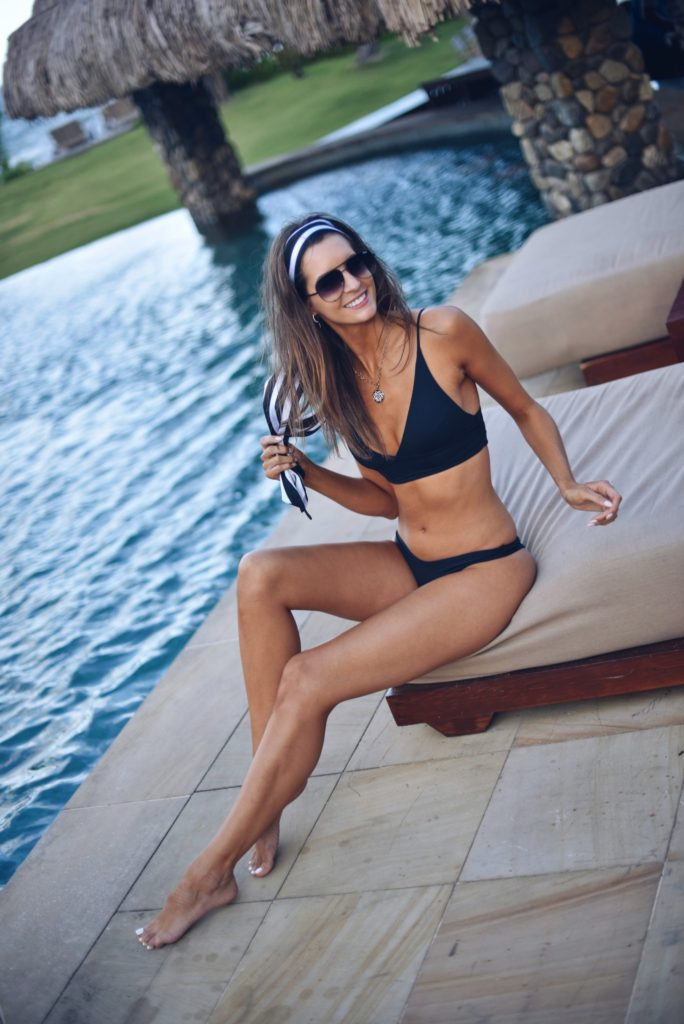 The Best Black Bikini - My View In Heels