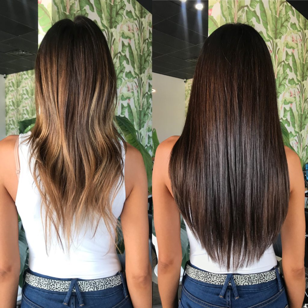 Hand Tied Hair Extension Before And After, FAQ, And Cost